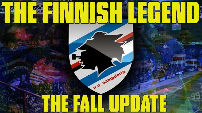 fall update